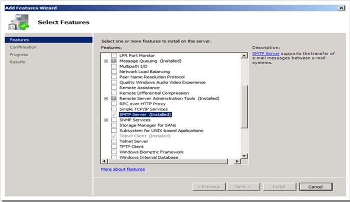 Setting up SharePoint 2010 Incoming Mail