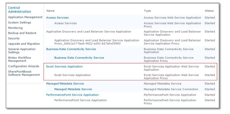 Use the SharePoint 2010 Excel Service to Create a BI Tool