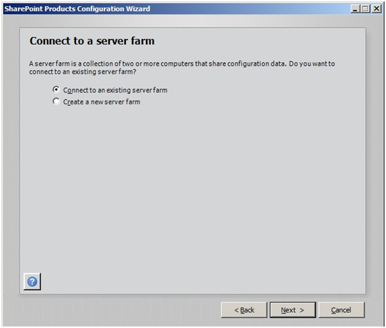 How to Setup Load Balance in SharePoint 2010 Farm