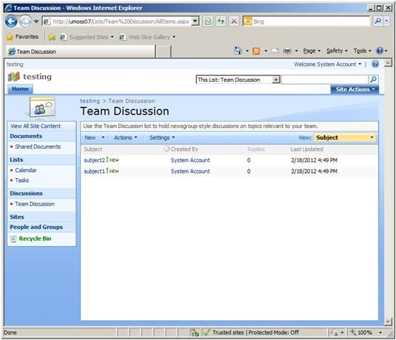 Migrating from MOSS 2007 to SharePoint 2010
