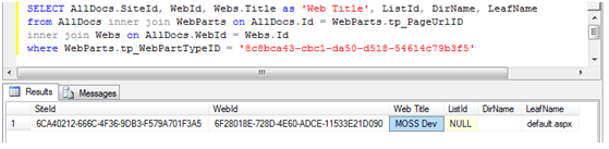 How to Remove Missing WebPart during SharePoint Upgrade