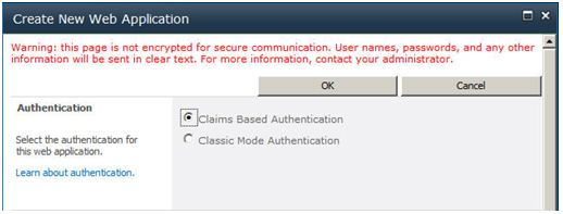 How to Configure Form Based Authentication using Active Directory in SharePoint 2010