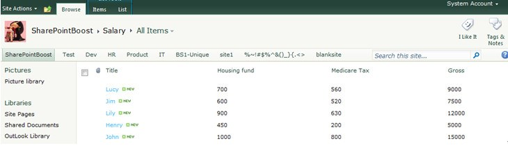 How to Create Charts in SharePoint 2010