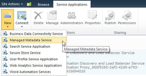 Configuring the User Profile Service (UPS) in SharePoint 2010