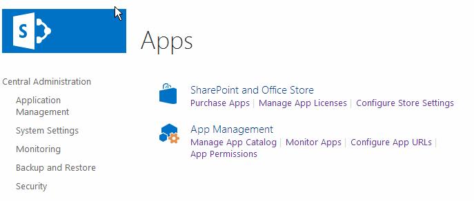 SharePoint 2013 App