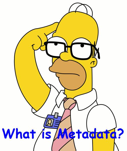 metadata?