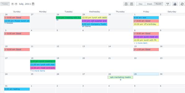 Calendar Web Part Sharepoint 2013 : Sharepoint calendar rollup kalender webpart