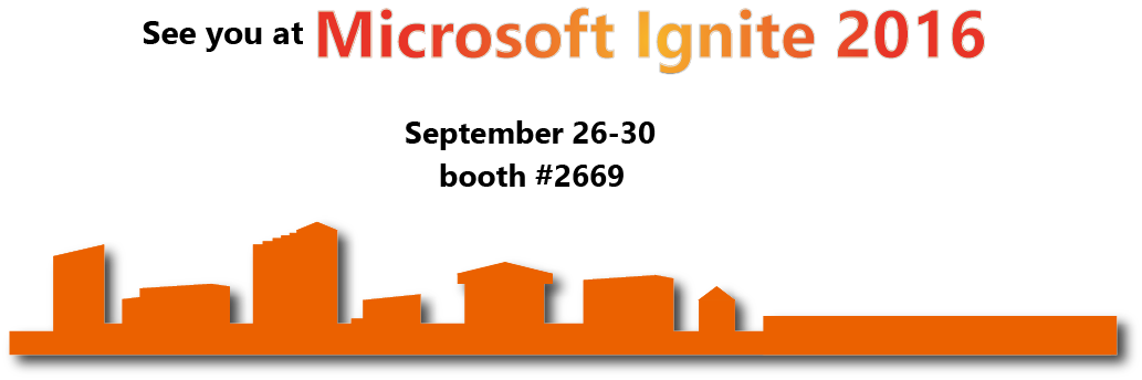 BoostSolutions attends Microsoft Ignite 2016