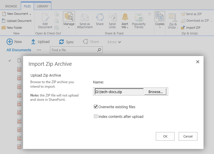 P2-import-zip-files