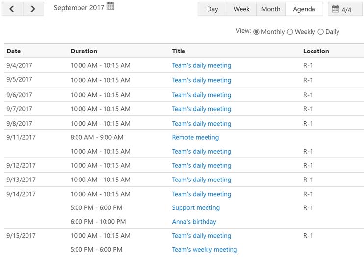P4-chronologically-list-events
